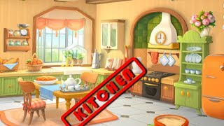 GARDENSCAPES NEW ACRES - THE KITCHEN - NEW UPDATE