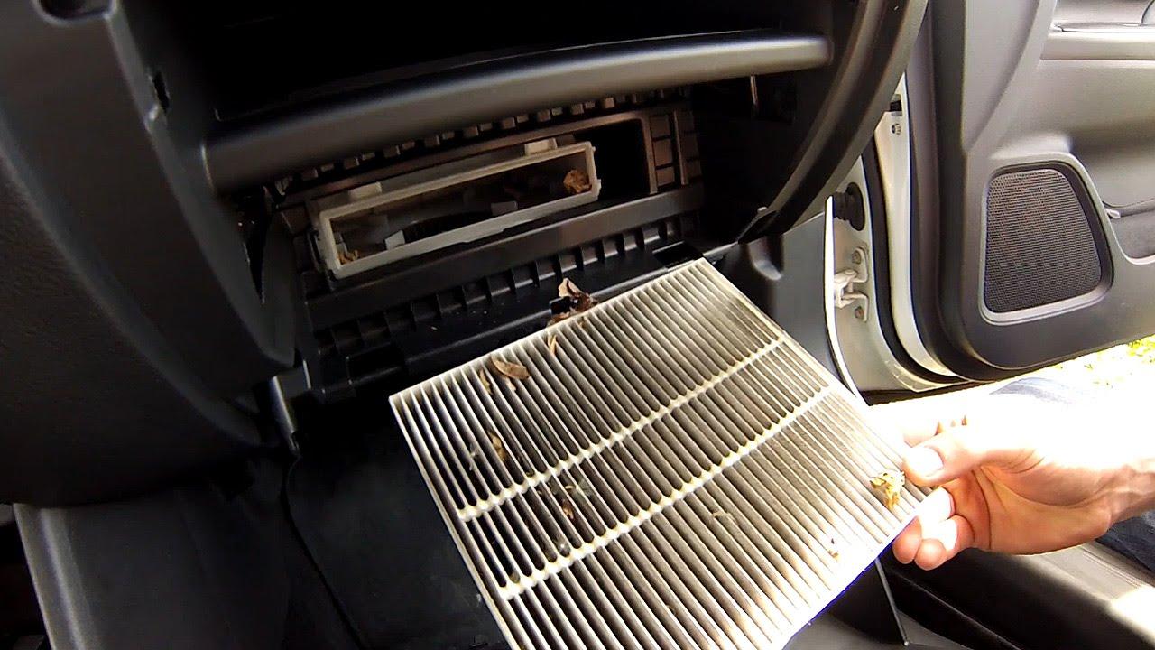 Митсубиси аутлендер замена салонного фильтра своими руками фото 419
