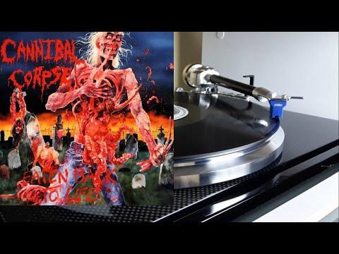 CANNIBA̲L̲ CORPS̲E̲ Eate̲n̲ Back To Lif̲e̲ (Full Album) Vinyl rip