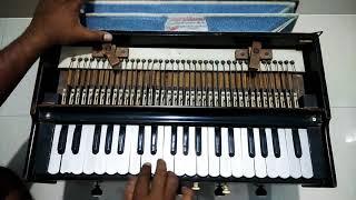 Dil Diyan Gallan on harmonium cover