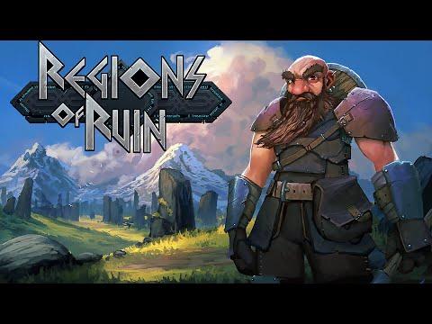REGIONS OF RUIN Gameplay |
