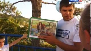 День российской почты в Орлёнке