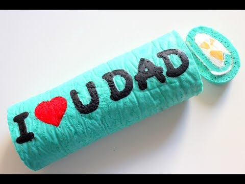 Patterned Cake Roll | Fathers Day Special