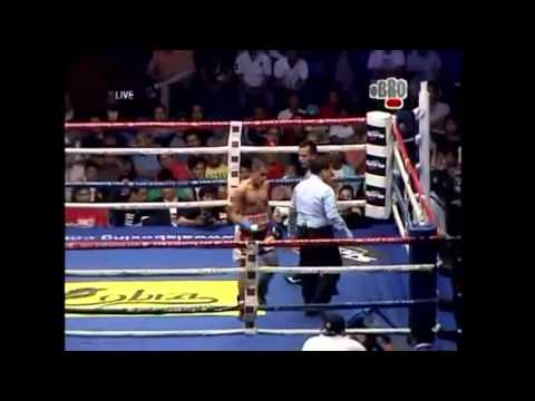 Milan Melindo vs  Jose Alfredo Rodriguez Full Fight