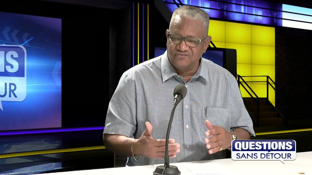 Alan NAGAM Président de la FTPE Guadeloupe est l'invité dans QSD sur ETV