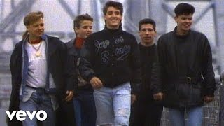 New Kids On The Block - I'll Be Loving You (Forever) [Official Video]