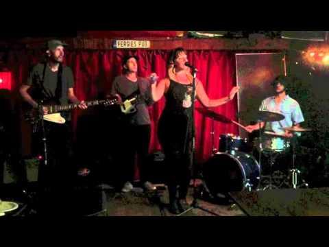 """Joanna Singing """"No Rain"""" at Live Band Karaoke!!!"""