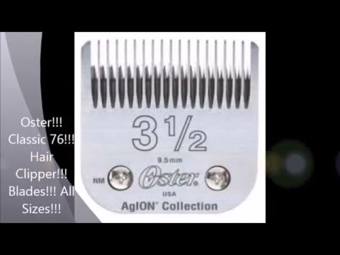 Oster classic 76 hair clipper blades all sizes hair clipper blades all sizes best prices urmus Gallery