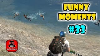 Rules Of Survival Funny Moments - Part 33