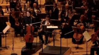 Jian Wang Dvorak Cello Concerto Live Paris 2012 Complete Version