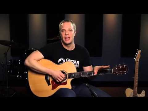8 Guitar Chords You Must Know Beginner Guitar Lessons - YouTube