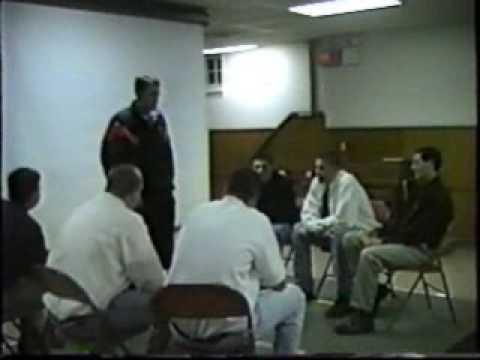Joe Crispin as Coach Harper Addressing the Team