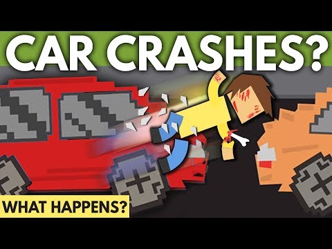 What Happens To Your Body During a Car Crash?