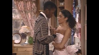 A Different World: 3x07 - Dwayne expressing his feelings for Whitley