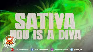Silvva - Sativa [Official Lyric Video]