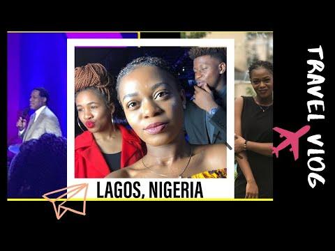 TRAVEL VLOG✈️  | LAGOS, NIGERIA WITH PASTOR CHRIS OYAKHILOME| Deborah Obi