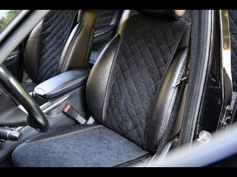 Deluxe Car Seat Covers Installation Texcarmats