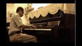 Biển và em (The sea and I)-Ngô Thụy Miên, piano by Dat Cao