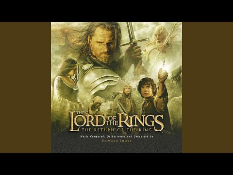 lord of the rings 3 soundtrack the return of the king featuring sir james galway hope fails