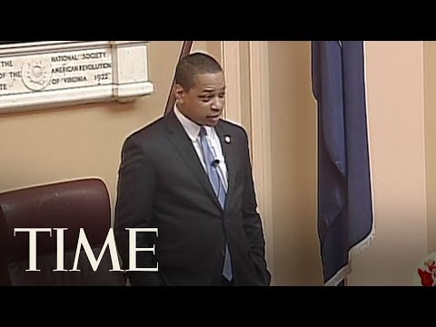 Virginia's Justin Fairfax Compared Himself To Lynching Victims In An Impromptu Address | TIME