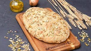 Хлеб с семечками - Рецепты от Со Вкусом
