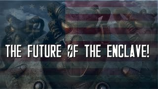 FALLOUT 4 Discussing The Future Of The Enclave