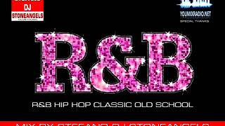 R&B HIP HOP CLASSIC OLD SCHOOL MIX BY STEFANO DJ STONEANGELS  #hiphop #rnb