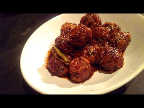 Quick And Easy Veg Manchurian Recipe    How To Make Veg Manchuria