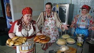 "Кулинарная студия мордовской кухни ""Нармунь"". Молян инжекс-салмадо ярсамо"