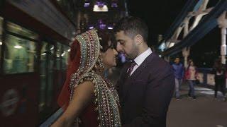 Preeti & Mandip  //  Reception Highlights