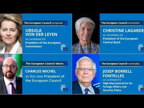 Special Meeting Of The European Council: Press Conference