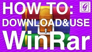 Gambar cover [2019] How To Install And Use WinRar For FREE - IN DEPTH TUTORIAL
