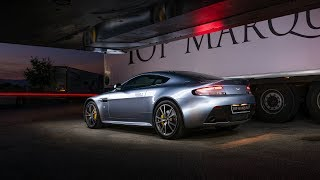 ASTON MARTIN VANTAGE N430 - THE NIGHT SCREAMER - TOP MARQUES DELUXE CAR