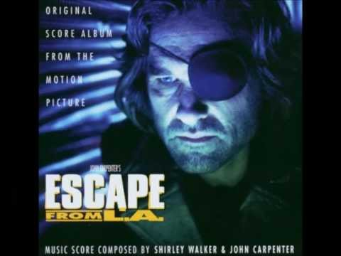 TunePlay - ESCAPE FROM L.A. (1996) - Shirley Walker & John Carpenter