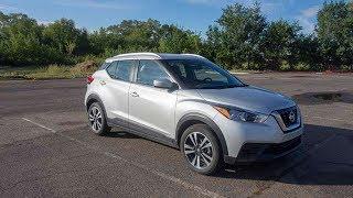 Car Review On 2019 Nissan Kicks