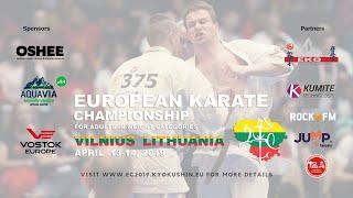 EKO - European Championship 2019 - 2nd Day