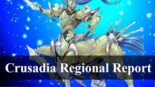 Crusadia Regional Report!! 1,000!! SUBS!!! Give Away!