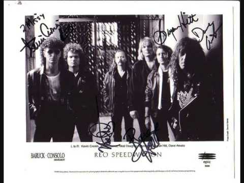 REO Speedwagon - Can't Fight This Feeling Live Grand Rapids, MI 1990