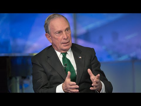 Mike Bloomberg: America Will Get Left Behind if it Rejects TPP