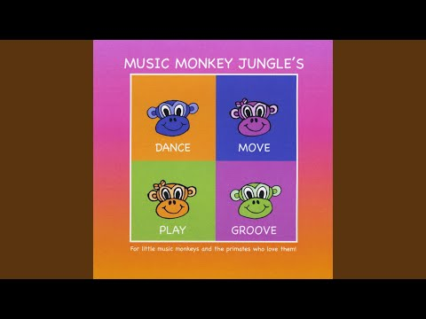 The Music Monkey Jungle Goodbye Song