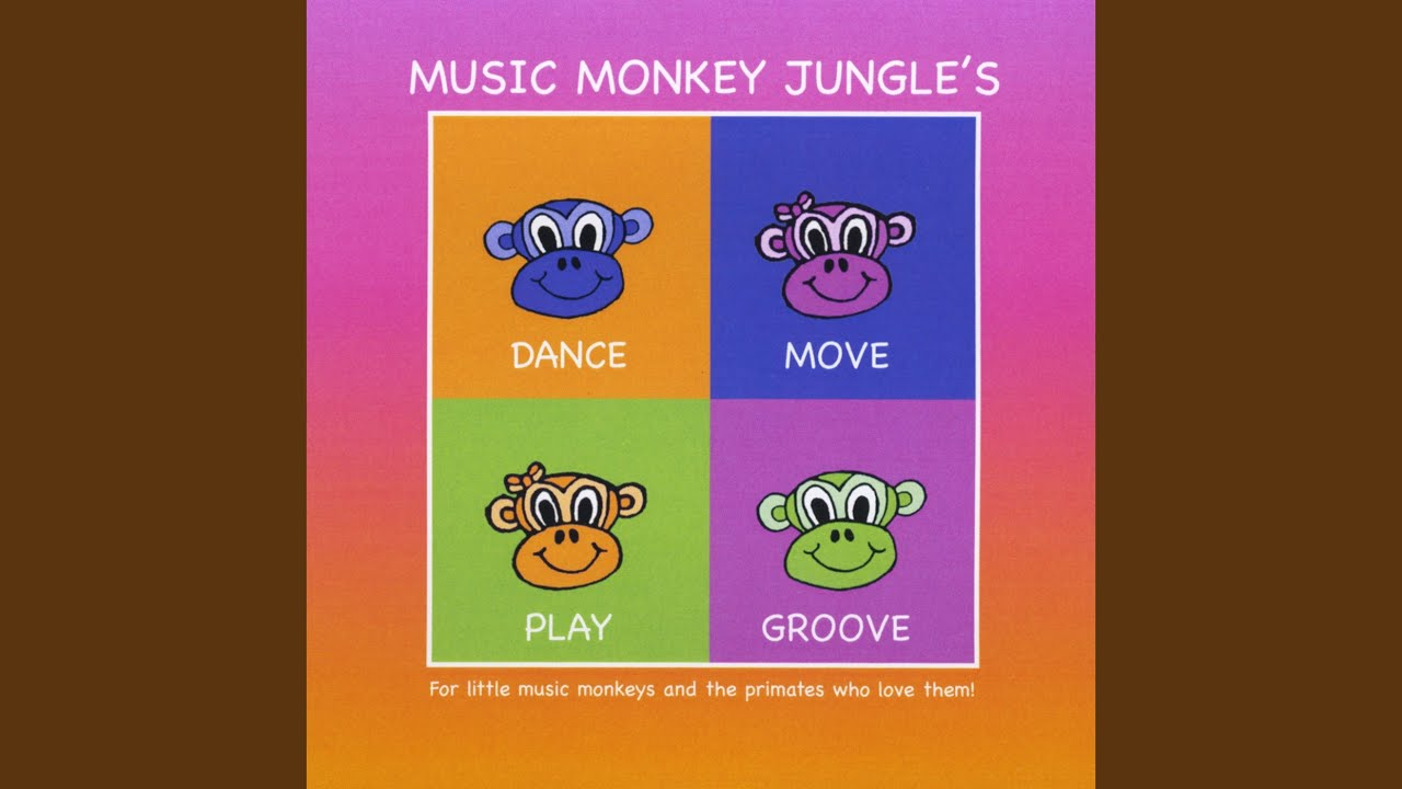 The Music Monkey Jungle Goodbye Song Youtube