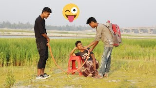 Must Watch New Funny😂😂Comedy Videos 2019 || Episode 4 || Limon Squad