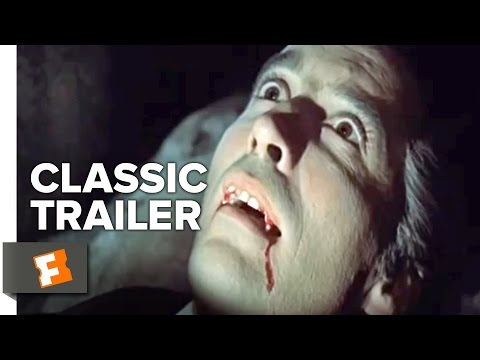 Horror of Dracula Official Trailer #1 - Christopher Lee Movie (1958) HD