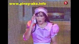 TALENTADONG PINOY Teri Onor as Nora Aunor