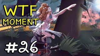 Funny WTF Moments Ep.26 Gameplay Identity V