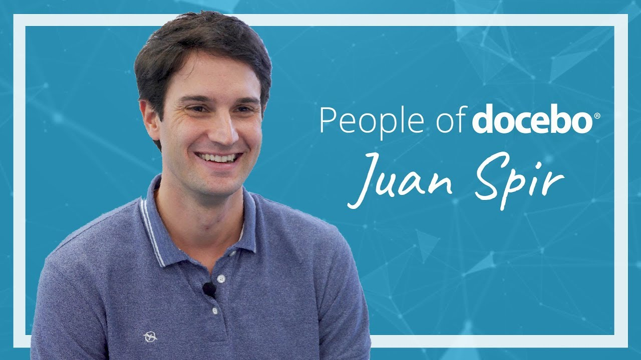 People of Docebo | Juan Spir