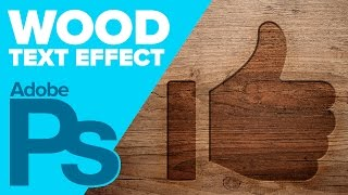 How To Carve Wood In Photoshop