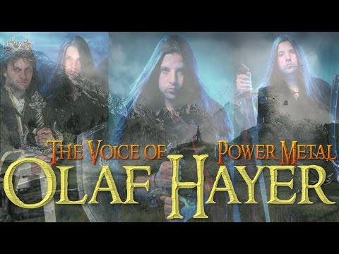 The Best of Olaf Hayer | The Voice of Power Metal