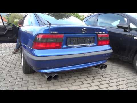 Opel Calibra 2.0 16V Friedrich Motorsport Sound
