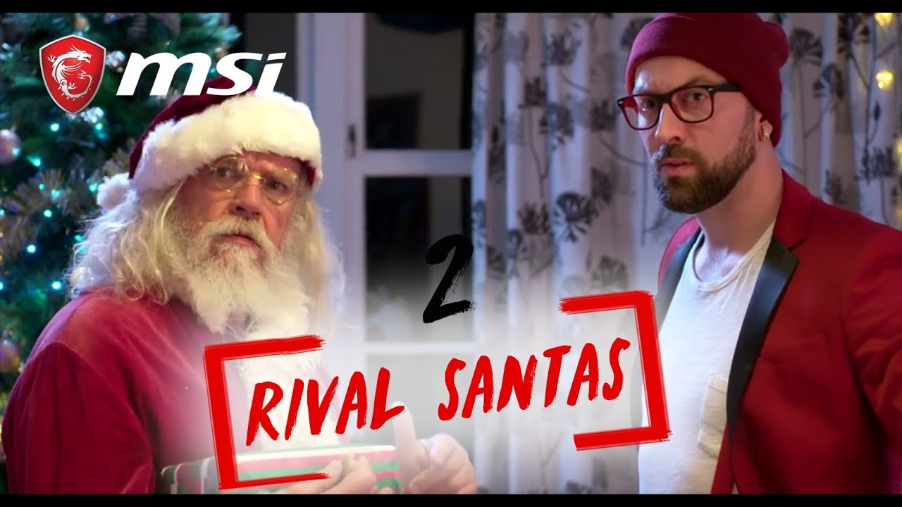 Episode 2: Rival Santas|#DearGamerSanta| MSI